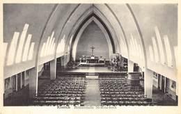 Kontich  Binnenzicht St-Rita-Kerk  Kerk      M 1580 - Kontich