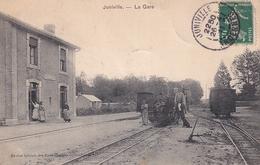 Juniville La Gare - France