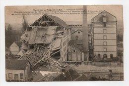 - CPA Environs De Nogent-le-Roi (28) - Moulin De RUFIN (éboulement Du 3 Décembre 1905) - Photo-Edition Andrieux - - Autres Communes