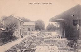 Juniville Nouvelle Gare - France