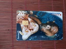 Phonecard Zwitserland Used - Schweiz