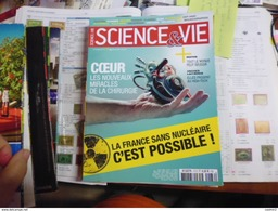 SCIENCE ET VIE N°1176 - Sciences