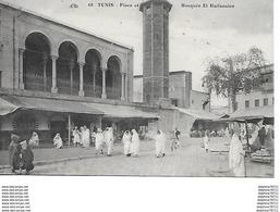 Tunis - Place Et Mosquée El Halfaouine - Tunesien