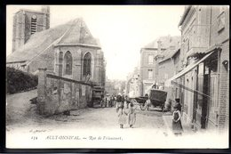 AULT ONNIVAL 80 - Rue De Friaucourt - #B351 - Ault