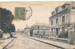 YVETOT - Rue  De La République - Yvetot