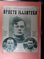 Les Sports Illustrés 1934 N°709 Union Salon De Bruxelles Belges En Italie Angleterre-Italie Gastanaga - Sport