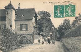 Saint Aubin Sur Mer Chemin De La Mer - Francia