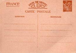 FRANCE / CARTES POSTALES SANS VALEUR-CP1 NEUVE - Enteros Postales