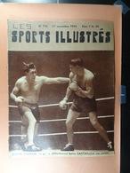 Les Sports Illustrés 1934 N°710 Charles-Gastanaga Cross Du Soir Football Bruxelles Gand Anvers Honorez Et Vincent - Sport
