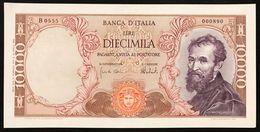 10000 Lire Michelangelo 15 02 1973  Sup/fds  LOTTO 3013 - 10000 Lire