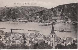 2638136St. Goar Und St. Goarshausen 1915 - Non Classés