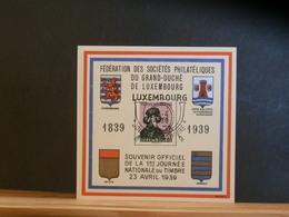 84/413  DOC. LUX  1939 - 1926-39 Charlotte De Profil à Droite