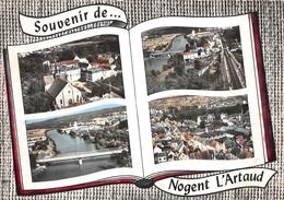 ¤¤   -    NOGENT-L'ARTAUD   -   Multivies   -  Souvenir De .........   -   ¤¤ - France