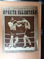 Les Sports Illustrés 1934 N°712 Rolando-Roth Anvers Belgique-France Van Hauwaert Football Gerlache Pole Sud Gerstmans - Sport