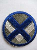 Patch US 15th Army Corps WW2 ARMY Original - 1939-45