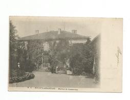 CPA - MILLY LAMARTINE - Maison De Lamartine Precurseur - France