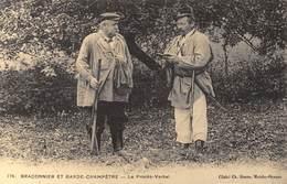Braconnier Et Garde-Champêtre - Le Procès-Verbal - Cliché Simon Maîche-Ornans N'776 - Cecodi N'B 108 - Francia
