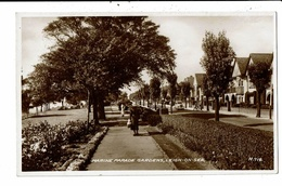 CPA-Carte Postale-Royaume Uni- Leigh-on-Sea- Marine Parade Gardens-VM9875 - England