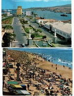 Las Palmas 2 Postcards - Gran Canaria