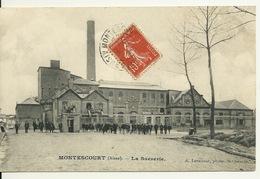 02 - MONTESCOURT / LA SUCRERIE - France