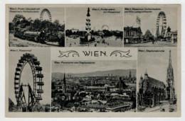 C.P.  PICCOLA     WIEN     6  VIEWS      2 SCAN  (NUOVA) - Vienna
