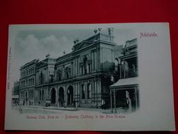 ADELAIDE GERMAN CLUB PIRIE STR.DEUTSCHES CLUBHAUS IN DER PIRIE STRASSE - Adelaide