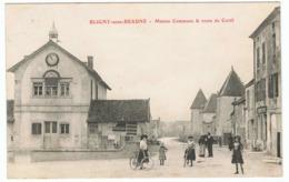 BLIGNY-sous-BEAUNE Maison Commune & Route De Curtil - Frankreich