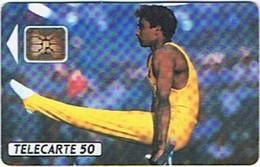 GYMNASTIQUE - CHAMPIONNATS DU MONDE DE GYMNASTIQUE PARIS 1992 - Sport