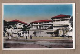 CPSM VIETNAM - SUD VIETNAM - SAIGON - Policlinique - TB PLAN Façade Etablissement De Santé ANIMATION - Viêt-Nam