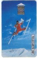 Ski Acrobatique -  J.O. D'Hiver 1992 - Jeux Olympiques