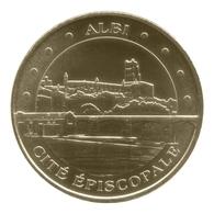 Monnaie De Paris , 2012 , Albi , Cité épiscopale - Monnaie De Paris