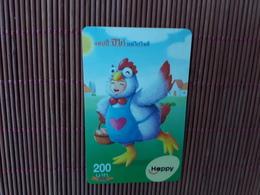 Prepaidcard Thailand Used - Thaïlande
