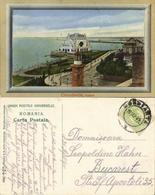 Romania, CONSTANȚA, Casino (1911) Postcard - Romania