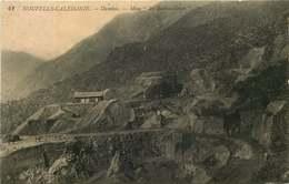 "NOUVELLE CALEDONIE  DUMBEA  Mine "" Les Bardouilleurs "" - New Caledonia"