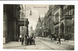 CPA-Carte Postale-Royaume Uni- Leeds- Park Row -1909-VM9880 - Leeds