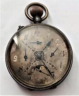 Zakhorloge Met Maan/datum Aanduiding. - Watches: Bracket