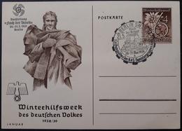 """DR Bildpostkarte P 274-04 Mit Zudruck """"Nach Der Arbeit"""", Mit Sonderstempel (1177) - Ganzsachen"""