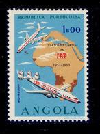 ! ! Angola - 1963 TAP (Complete Set) - Af. 479 - MNH - Angola