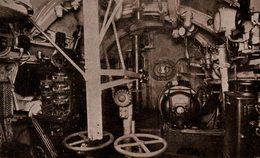 GERMAN SUPER MARINE THE DEUTSCHLAND  SUBMARINE - Submarinos