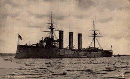 HMS BEDFORD - Guerra