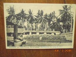 Cocoanuts And Copra Drying, Dar-es-salaam. A.C. Gomes & Son PM Circa 1931 - Tanzania