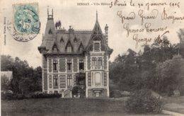 4787 Cpa Bernay - Villa Hélène - Bernay