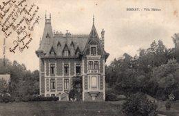 4793 Cpa Bernay - Villa Hélène - Bernay