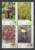 Australia 2013 Mi 3997-4000 MNH ( ZS7 ASLvie3997-4000all-(17) ) - Reptiles & Amphibians