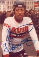 4834 Photo Cyclisme Marcussen Dédicacée - Ciclismo