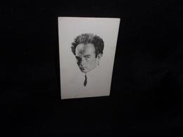 Arts. Illustrateur Arthur Paunzen.Selbstportrait.Voir 2 Scans . - Illustrators & Photographers