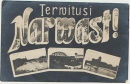 81-500 Estonia Narva - Estland