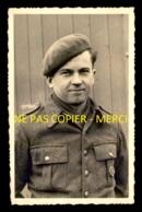 GUERRE 39/45 - LE STALAG IX B - FRANCFORT - SOLDAT J. BITON - CARTE PHOTO ORIGINALE - Guerre 1939-45