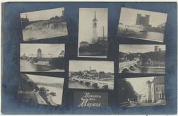 81-502 Estonia Narva Postal History - Estland