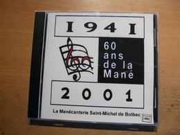 CD Manécanterie  Saint Michel De Bolbec 1941 2001 60 Ans Enregistrement Eglise Saint Michel - Canti Gospel E Religiosi